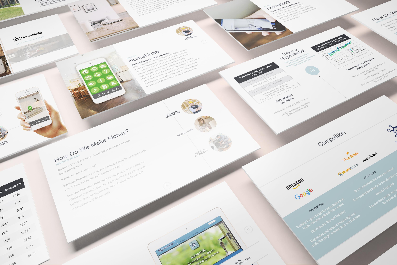 Home Hub Presentation Slides